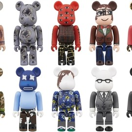 MEDICOM TOY - ISETAN MEN'S MEETS SPECIAL PRODUCT DESIGN 100% BE@RBRICK
