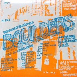Various Artists - Boulders