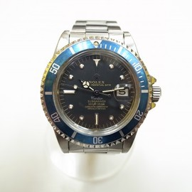 Rolex - Submariner ref.1680 SS blue bezel