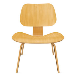 Herman Miller - Eames LCW Chair (Light Ash) by Charles & Ray Eames