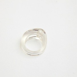 Essence Silver Ring 8(3 pearl silver)
