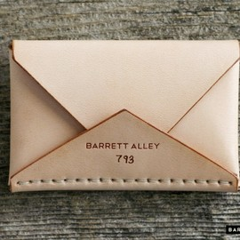 Barrett Alley - Disciple Wallet