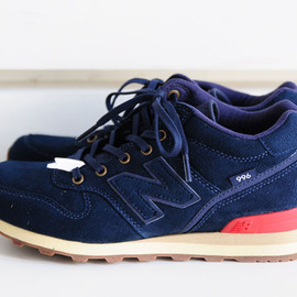 M988XNB - Navy/Brown?