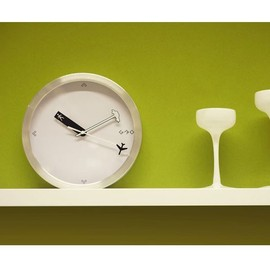 hallomall - Day By Day -- Innovative Wall Clock