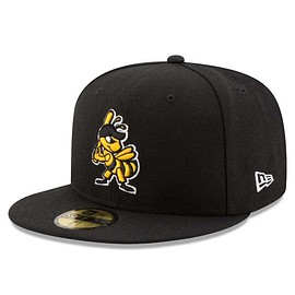 New Era, Salt Lake Bees - SALT LAKE BEES AUTHENTIC COLLECTION 59FIFTY FITTED (Home)