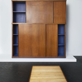 Charlotte perriand - Bookshelf, unique piece, ca 1956