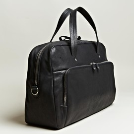 Maison Martin Margiela - Men's Distressed Leather Travelling Bag