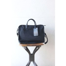 ARTS&CRAFTS - 1ROOM BRIEFCASE Black Nylon