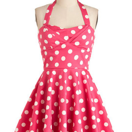 ModCloth - Traveling Cupcake Truck Dress