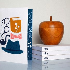 Darling Clementine - Folk & Flora / Armchair's Waiting Notebooks