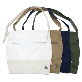 W.Z.SAC - GLOSTER SERIES Flap Shoulder Bag