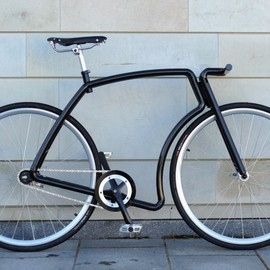 Velonia Bicycles, Viks - Urban steel commuter