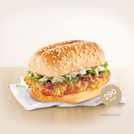 KFC - Mini Fillet Burger