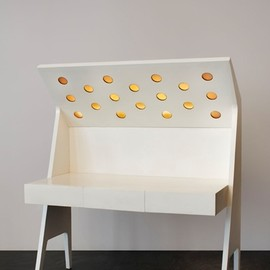 Gio Ponti - White Desk, ca 1950-60