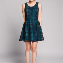 Lucca couture - Scoop back dress