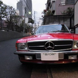 Mercedes Benz - 500 SL