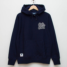 cup and cone - Logo Hoodie - Navy