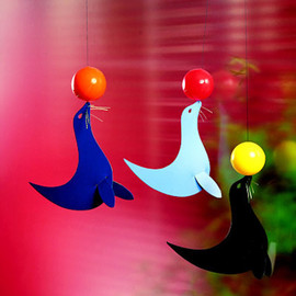 Flensted Mobiles - The 3 Happy Sealions