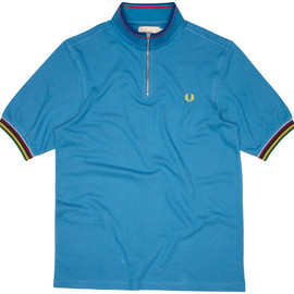 Fred Perry, Bradley Wiggins - Bradley Wiggins Collection: Short Sleeve Cycling Shirt