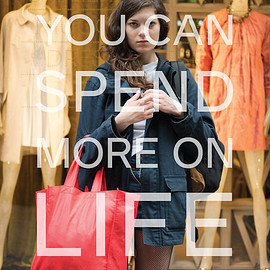 richard kern - you can spend more on life