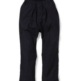 nonnative - DOCTOR EASY PANTS - W/N/P WEATHER STRETCH