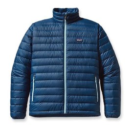 Patagonia - Men's Down Sweater Glass Blue