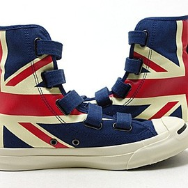 CONVERSE - Jack  Purcell Union Jack