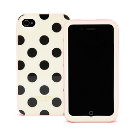 kate spade NEW YORK - Hard iPhone Case - Le Pavillion Dot