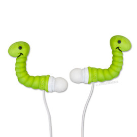 Accoutrements - Ear worms ear buds