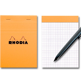 RHODIA - BLOCK RHODIA No.13