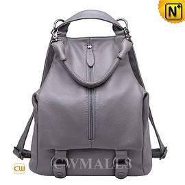 CWMALLS - CWMALLS Womens Leather Backpack Satchels CW206203