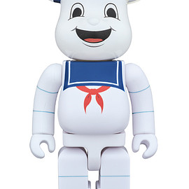 MEDICOM TOY - BE@RBRICK STAY PUFT MARSHMALLOW MAN 1000%