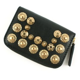 GIVENCHY - MOROCCAN STUDS CARD CASE