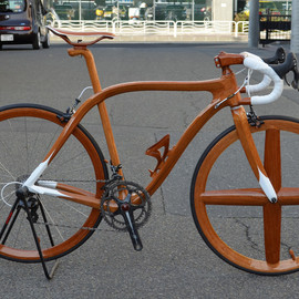 SANOMAGIC - WRD-T3 Mahogany Road Bike