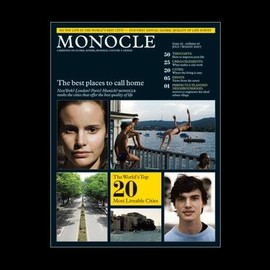 MONOCLE - Volume 1 Issue 05