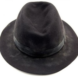 OLD JOE & CO. - FARMER'S HAT/DUSTY BLACK
