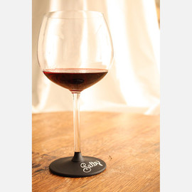 Candace Jean - Red Wine Glass from Courtney Cachet