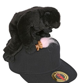 PIERS ATKINSON - GORILLA AND TROLL BASEBALL HAT