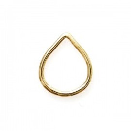 Lilou - DROP RING #11 gold