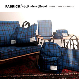 FABRICK, A STORE ROBOT, GYPSY THREE ORCHESTRA - FABRICK by A store Robot x G3O
