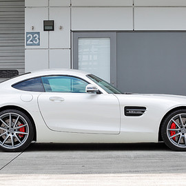 Mercedes AMG - GT S