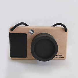Wooden toy camera - CHIGO PLAYTHINGS