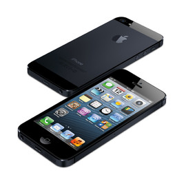 Apple - iPhone 5 64GB (Black & Slate)