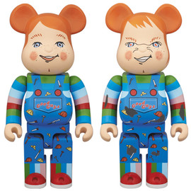 MEDICOM TOY - BE@RBRICK 400% GOOD GUY / CHUCKY