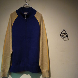 used - 100%Cashmere Knit Jacket
