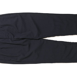 ENGINEERED GARMENTS - Andover Pant-Tropical Wool Cordura-Dk.Navy