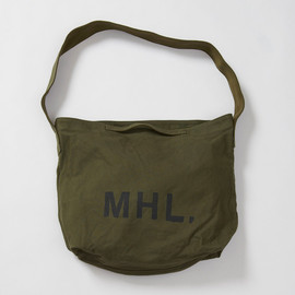 MHL. - HEAVY CANVAS BAG