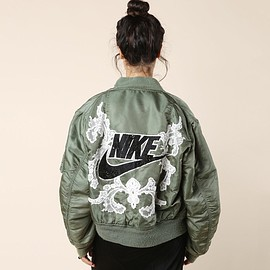 Dry Clean Only - Just Do It Green Bomber