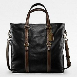 Coach - Harrison Tote In Leather
