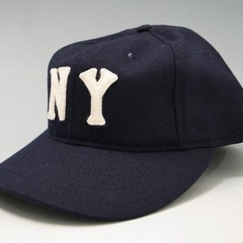 Ebbets Field Flannels  - 1936 New York Black Yankees